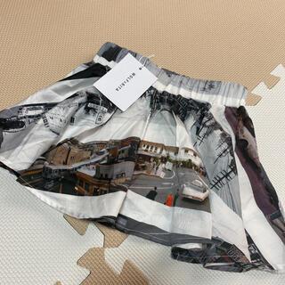 コドモビームス(こども ビームス)の【新品タグ付き】WOLF&RITA スカート 4Y(スカート)
