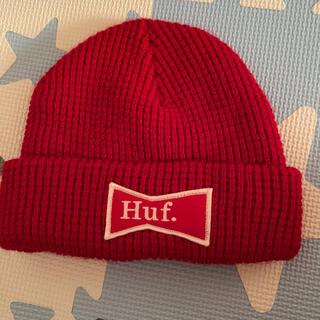 ハフ(HUF)のHUF ニット帽(ニット帽/ビーニー)