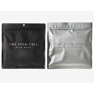☆新品☆ THE STEM CELL  ステムセル フェイスマスク 2点セット(パック/フェイスマスク)