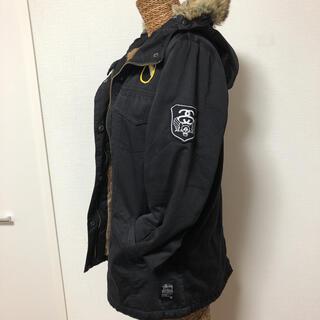 ステューシー(STUSSY)のSTUSSYジャケット ステューシーコート(ミリタリージャケット)