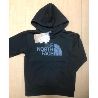 THE NORTH FACE - 新品未使用 ノースフェイス パーカー 130㎝ ブラック