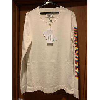 マルタンマルジェラ(Maison Martin Margiela)のメゾンマルジェラ XSサイズ ホームウエア ロングTシャツ スウェット ロンT(Tシャツ/カットソー(七分/長袖))