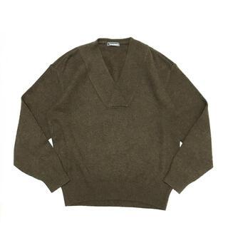 イッセイミヤケ(ISSEY MIYAKE)の80's ISSEY MIYAKE MEN 40% Cashmere Knit(ニット/セーター)