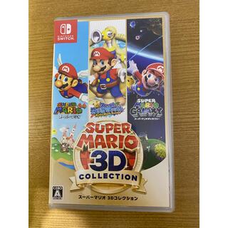 ニンテンドースイッチ(Nintendo Switch)のスーパー マリオ 3D コレクション Switch(家庭用ゲームソフト)