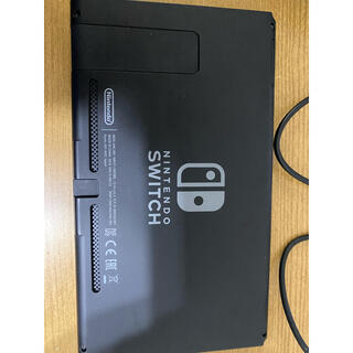 ニンテンドースイッチ(Nintendo Switch)のニンテンドー switch 本体(携帯用ゲーム機本体)
