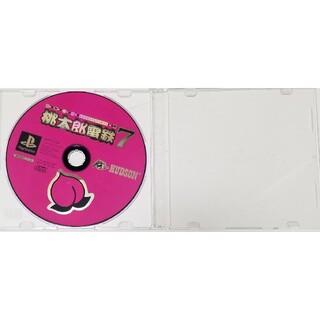 プレイステーション(PlayStation)の桃太郎電鉄7 プレステ プレイステーション PSソフト(家庭用ゲームソフト)