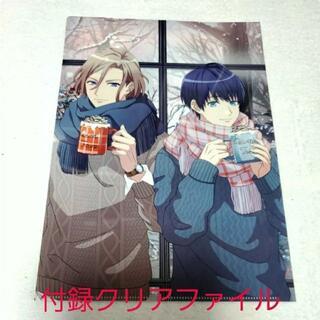未使用☆spoon.2Di vol.70 クリアファイル A3! 万里&紬(クリアファイル)