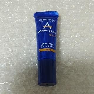 アクネスラボ 薬用ニキビケアスポッツクリーム7g