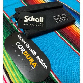 ショット(schott)のschott  財布(折り財布)