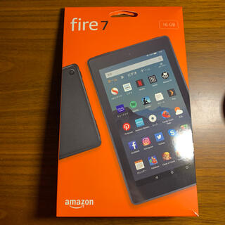 Kindle fire 7インチ16GB(タブレット)