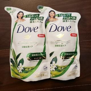 ユニリーバ(Unilever)のDove ボディウォッシュ詰め替え用 360g×2 (ボディソープ/石鹸)