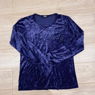トルネードマート(TORNADO MART)のトルネードマート ベロアカットソー(Tシャツ/カットソー(七分/長袖))