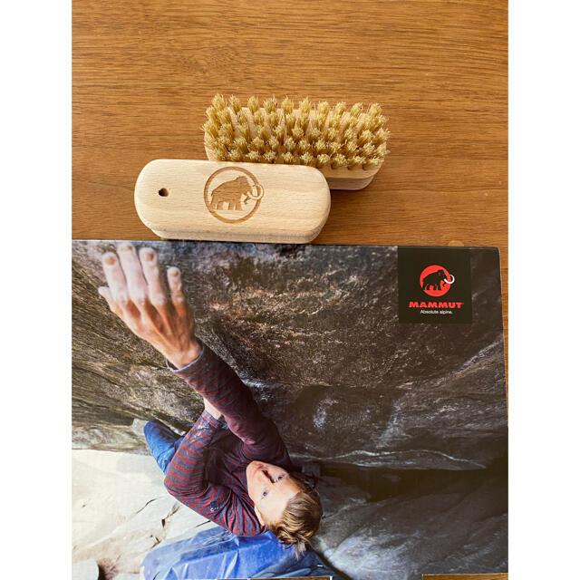 Mammut(マムート)のMAMMUT マムート ボルダーブラシ 1個 新品 スポーツ/アウトドアのアウトドア(登山用品)の商品写真