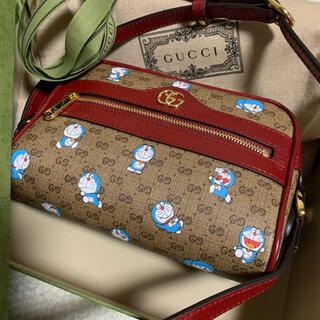 グッチ(Gucci)のGUCCI ドラえもんコラボバッグ♡新品未使用(ショルダーバッグ)