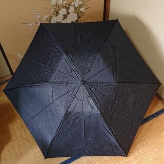 バーバリー(BURBERRY)のBURBERRY バーバリー の折りたたみ傘🌂 ブラック(傘)