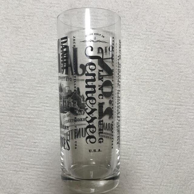 アサヒ(アサヒ)のJACK DANIEL 新品 グラス☆ 食品/飲料/酒の酒(ウイスキー)の商品写真