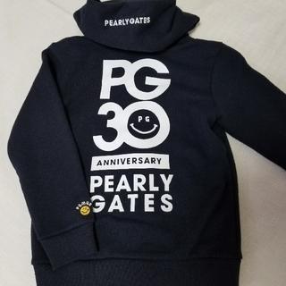 パーリーゲイツ(PEARLY GATES)のパーリーゲイツキッズ パーカー120(ジャケット/上着)