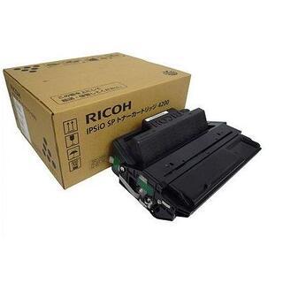 リコー(RICOH)のリコー 純正 トナーカートリッジ IPSIO SP4200(PC周辺機器)