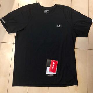 アークテリクス(ARC'TERYX)の未使用 アークテリクス コーマッククルーS/S  Sサイズ(Tシャツ/カットソー(半袖/袖なし))