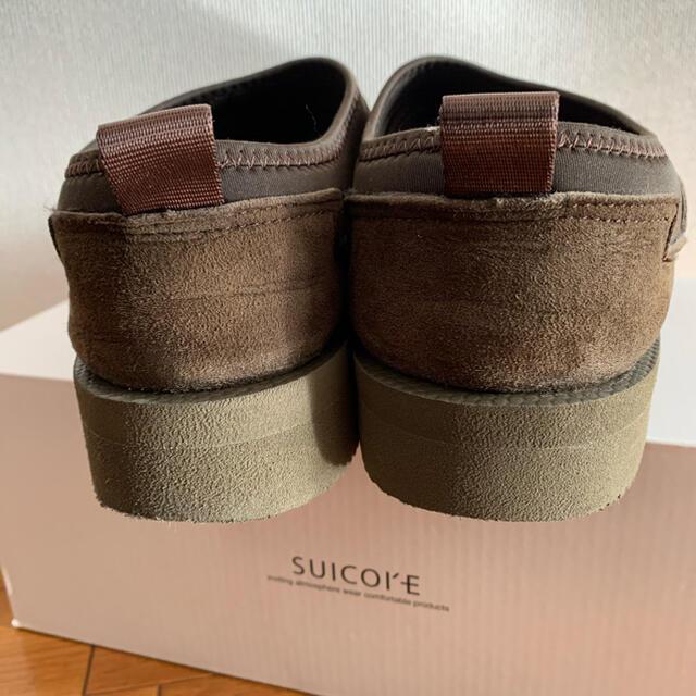 L'Appartement DEUXIEME CLASSE(アパルトモンドゥーズィエムクラス)のL'Appartement  スイコック ブラウン 25cm レディースの靴/シューズ(スリッポン/モカシン)の商品写真