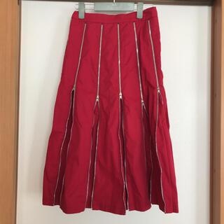 キャンディーストリッパー(Candy Stripper)のキャンディストリッパー  スカート(ひざ丈スカート)