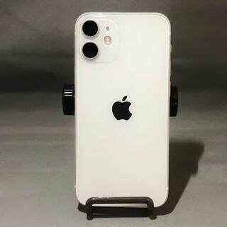 新品未使用 iphone12 mini 64 ホワイト(スマートフォン本体)