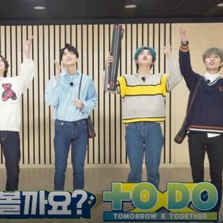 TXT✴TO DO DVD✕17枚セット(K-POP/アジア)