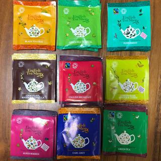 有機紅茶 20袋 9フレーバーイングリッシュティーショップ (茶)