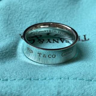 ティファニー(Tiffany & Co.)のティファニー ナローリング ワイド(リング(指輪))
