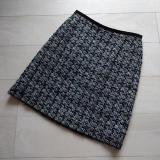 ロペ(ROPE)のROPE ツイード スカート ロペ(ミニスカート)