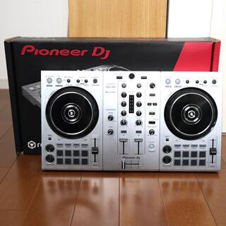 パイオニア(Pioneer)の【中古美品】DDJ-400-s (ライセンスキー含め全付属品付)(おまけ付)(PCDJ)