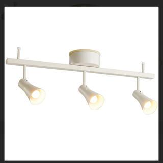 ムジルシリョウヒン(MUJI (無印良品))の無印良品 システムライト 3灯タイプ(天井照明)