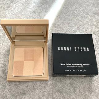 BOBBI BROWN - 【美品】ボビイブラウンフェイスパウダー