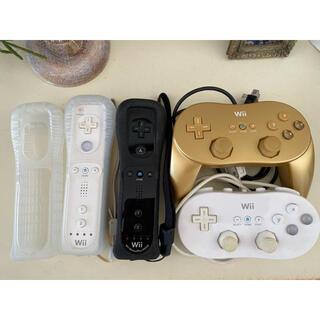 ウィー(Wii)の値下げ!wii リモコン•コントローラーセットで!(その他)