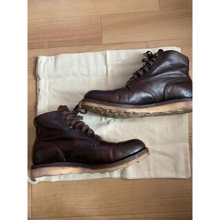 ヴィスヴィム(VISVIM)のvisvim ict marshal boots m11 dk.brown泥染め(ブーツ)