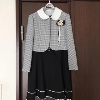 女児 入学式スーツ  130(ドレス/フォーマル)