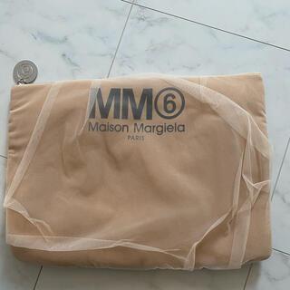 エムエムシックス(MM6)のメゾンマルジェラ ポーチ パソコンケース(ポーチ)