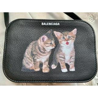 バレンシアガ(Balenciaga)の新品未使用 BALENCIAGA バレンシアガ キティ ネコ ショルダーバッグ(ショルダーバッグ)