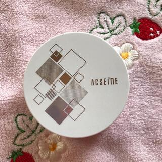 アクセーヌ(ACSEINE)のアクセーヌフェイスパウダー(フェイスパウダー)