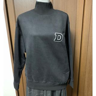 ダブルスタンダードクロージング(DOUBLE STANDARD CLOTHING)の最終お値下げダブルスタンダードクロージング 裏起毛トレーナー(トレーナー/スウェット)