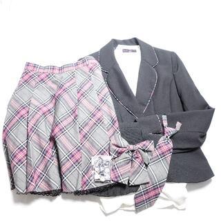 ヒロミチナカノ(HIROMICHI NAKANO)の[HIROMICHI NAKANO] スーツセット キッズ160㎝(ジャケット/上着)