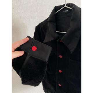 ビームス(BEAMS)のplayhound greyhound black jacket(テーラードジャケット)