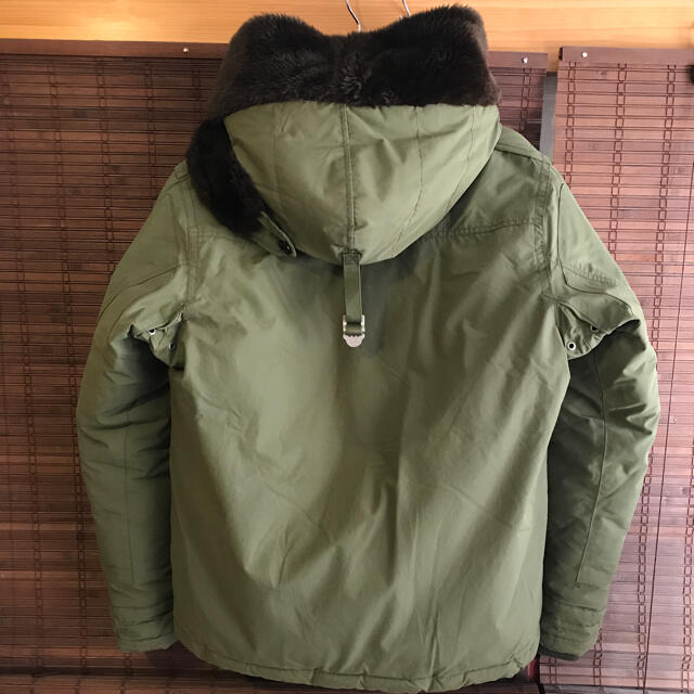 NEIGHBORHOOD(ネイバーフッド)の【NEIGHBORHOOD】B-9/NC-JKT Mサイズ メンズのジャケット/アウター(ミリタリージャケット)の商品写真