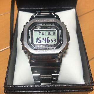 ジーショック(G-SHOCK)のスルットシズカ様専用 フルメタル G-SHOCK GMW-B5000D-1JF(腕時計(デジタル))