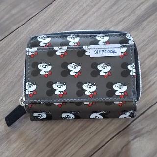 シップス(SHIPS)のSHIPS ミッキーマウス ミニ財布(財布)