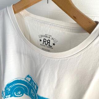 ダブルアールエル(RRL)のno.53★新品未使用★ロンハーマン別注 Tシャツ RRL(Tシャツ/カットソー(半袖/袖なし))