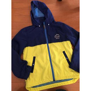 ビームス(BEAMS)のBEAMS 子供服 アウター サイズ150 ウィンドブレーカー(ジャケット/上着)
