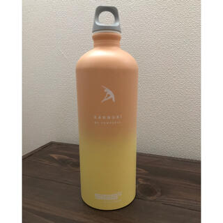 シグ(SIGG)のLAVA ヨガ(SUKALA×SIGG)オリジナルボトル オレンジ(ヨガ)