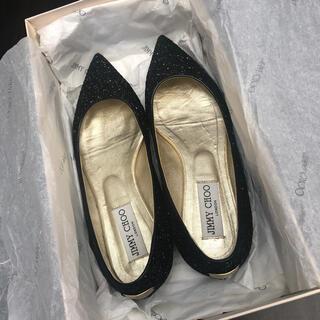 ジミーチュウ(JIMMY CHOO)の専用♡  美品♡ジミーチュウ 35(ローファー/革靴)
