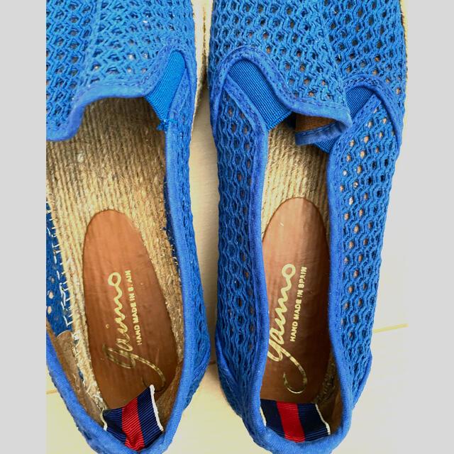 gaimo(ガイモ)のgaimo*メッシュスリッポン レディースの靴/シューズ(スリッポン/モカシン)の商品写真